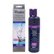 Whirlpool W10295370a Filter1 Edr1rxd1 Pur Refrigerator Ice Water Filter Sealed