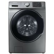 Samsung Washing Machine 4 5 Cu Ft High Efficiency Front Load Washer Energy Sta