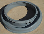 Whirlpool Front Load Washing Machine Door Rubber Gasket Seal Bellow With Drain