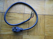 Kenmore Dryer Electrical Cord