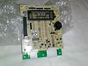 Ge Oven Control Board Wb12k5005 Microwave Combo