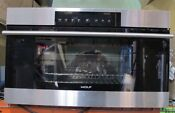 Wolf M Series Cso30cmbth 30 Inch Steam Oven With 12 Cooking Modes