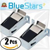 Ultra Durable W10111905 Dryer Door Catch Replacement Part By Blue Stars