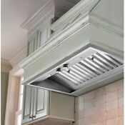 Vent A Hood 34 38w In M Series Wall Mounted Liner Insert