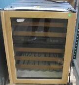 Sub Zero 24 Built In Undercounter Wine Storage 424g O