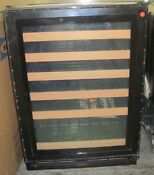 U Line Wine Captain 1000 Series U1224wcint00b 24 Inch Built In Wine Storage