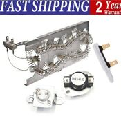Replace Wp3387747 Dryer Heater Heating Element Fits Whirlpool Kenmore Ap6008281
