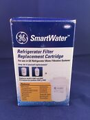 Genuine Ge Smartwater Mwf Refrigerator Water Filter Replacement Cartridge101300a
