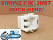 2216722 Whirlpool Refrigerator Start Relay Device 8201786 2188829 2188830