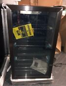 Insignia Ns Bc120bs8 115 Can Beverage Cooler Black Stainless Steel Read