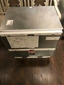 Sub Zero Id 30r 30 Integrated Double Drawer Refrigerator Panel Ready