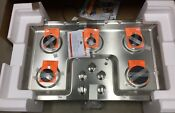 Jgp3036slss Ge 36 Stainless Steel Gas Cooktop General Electric New In Box