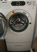 Samsung Washing Machine Model Wf328aaw Xaa Front Load Washer With Vrt