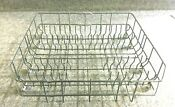 Clean Bosch Lower Bottom Dishwasher Rack Part 00249276 239132 Fits Many Models