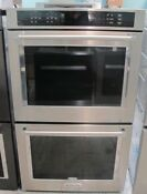 Kitchenaid 30 Stainless Steel Double Wall Oven Kode500ess