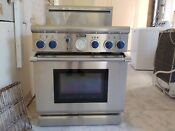Thermador Professional Gas Range