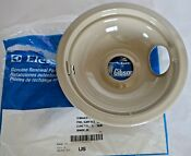 Oem Electrolux Electric Stove Oven Drip Pan 5304437970 6 Beige Enamel Clip Usa