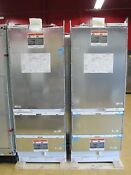 Sub Zero 60 Side By Side Refrigerator Freezer Panel Ready It30rid