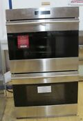 Wolf E Series Do30testh 30 Inch Double Electric Wall Oven Stainless Steel