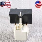 Refrigerator Compressor Start Relay Capacitor For Whirlpool Maytag W10613606