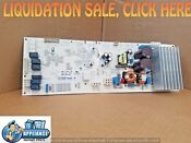 Wh12x20506 Ge Washer Main Control Board 275d1543g004