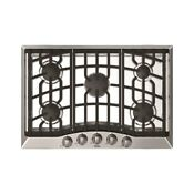 Viking Stainless Steel 30 Gas Cooktop Rvgc33015bss