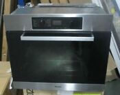 Miele H4746bp 27 Inch Single Electric Oven Stainless Steel Europa Design