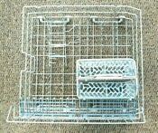 Maytag Quiet Series Dishwasher Lower Bottom Rack W10120550 W10280784 W Basket