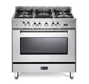 Verona N Series Vefsge365nss 36 Dual Fuel Single Oven Range