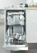 Miele G4510sci Slimline 18 Dishwasher Custom Panel Ready Ada Compliant