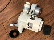 Miele Dishwasher Circulation Pump Part Number 10397313