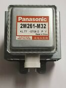 New Magnetron 2m261 M32 For Panasonic Invertor Microwaves H3 3