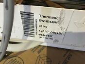 Used Thermador Emerald Series Dwhd440mfp 24 Inch Fully Integrated Dishwasher