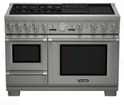 Thermador Pro Grand Steam Prd48ncsgu 48 Inch Pro Style Dual Fuel Range