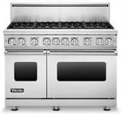 Viking Professional 7 Series Vgr7488bss 48 Inch Pro Style Gas Range Natural Gas