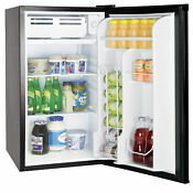 3 2 Cu Ft Adjustable Thermostat Mini Refrigerator Fridge Compact Freezer