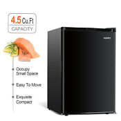 4 6 Cu Ft Mini Dorm Refrigerator Compact Fridge Freezer Freestanding Home Office