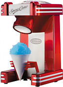 Snow Cone Maker Single Home Stainless Steel Blades Commericial Ice Cube Machine