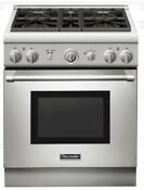 Thermador Pro Harmony Professional Series Prg304gh 30 Inch Pro Style Gas Range
