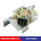 New 316464300 Range Oven Door Lock Motor And Switch Assembly For Frigidaire