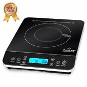 Duxtop Portable Induction Cooktop Countertop Burner Induction Hot Plate With Lcd