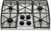 30 Stainless Kitchenaid Kgcs105g Natural Gas Cooktop