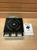 Costway Electric Induction Cooker Single Burner Hot Plate Cooktop Ep23105