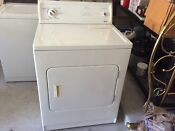 Kenmore Dryer Heavy Duty Extra Large Capacity White Local Pick Up Only No Shippi