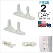 Frigidaire Affinity Front Load Washer Door Assembly Striker Lock Latch 2 Packs