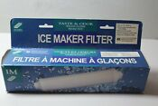 Fresh Water Ice Maker Filter Cartridge For Whirlpool Other Refrigerator