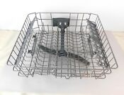 Ge Glda690fbb Dishwasher Upper Rack W Spray Assembly New Oem