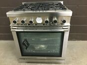 Superiore Next Rn301gpss 30 Gas Range 4 Burners Stainless Steel