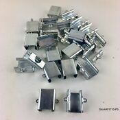 Lot Of 8 Whirlpool Kenmore Washer Outer Tub Clips P N 8540092 Free Shipping