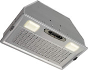 Range Hood Insert Stove Vent Non Ducted Or Ducted Exhaust Fan Light Kitchen Kit